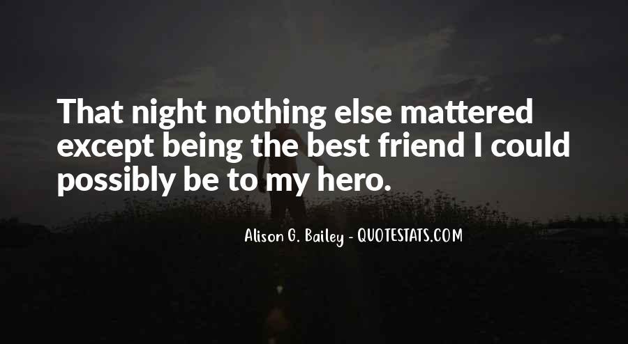 G'night Quotes #1496346