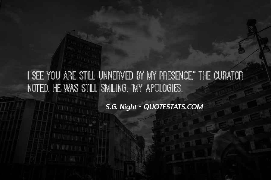 G'night Quotes #421426