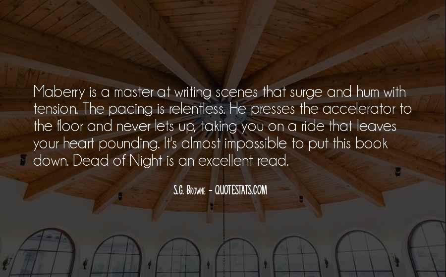 G'night Quotes #701528