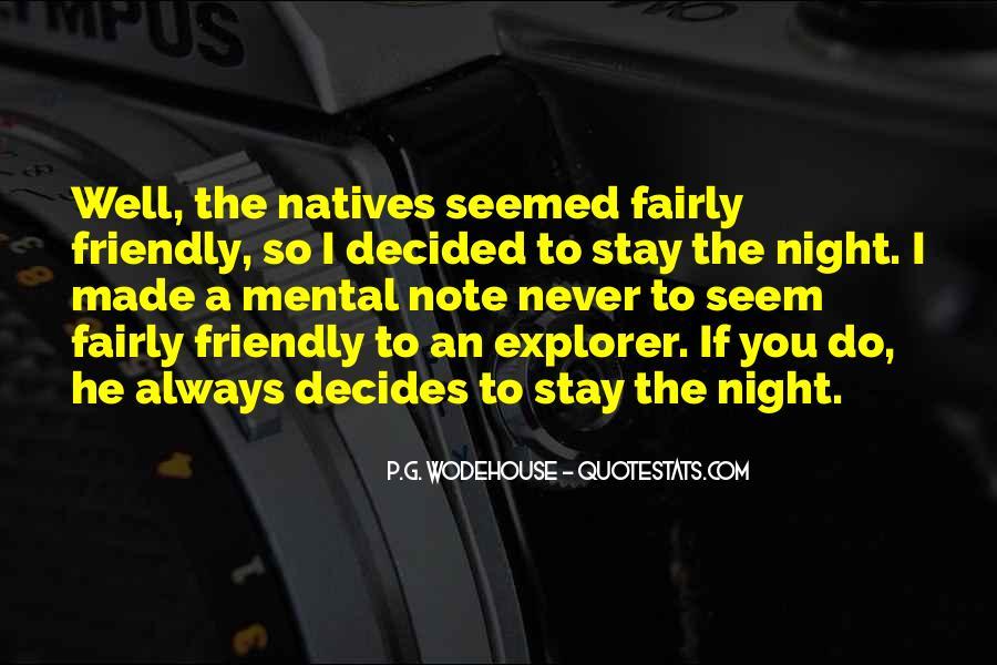 G'night Quotes #819497