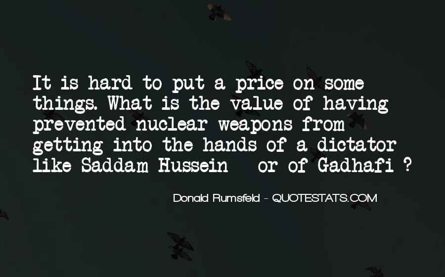 Gadhafi Quotes #1369544