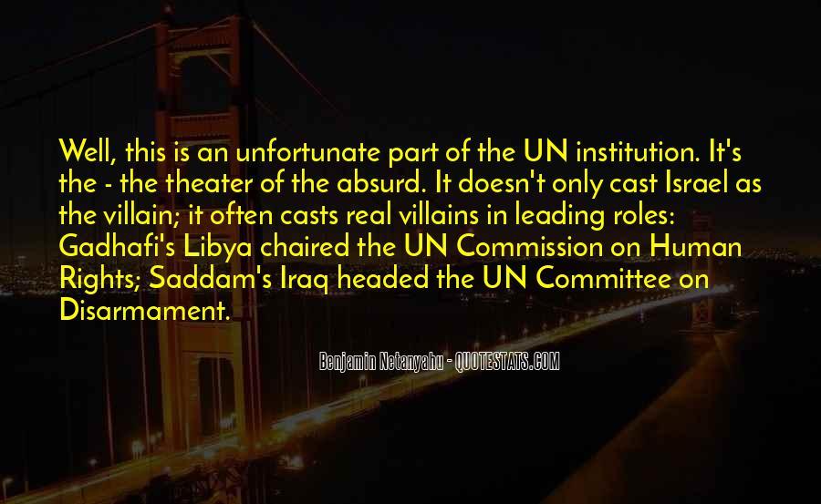 Gadhafi Quotes #148471