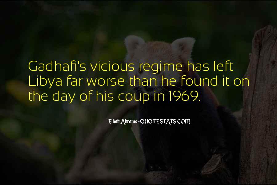 Gadhafi Quotes #1524141