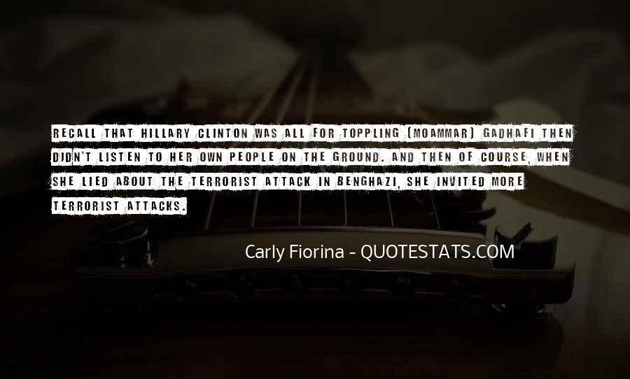 Gadhafi Quotes #1583484