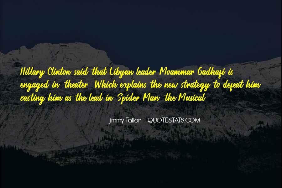 Gadhafi Quotes #628239