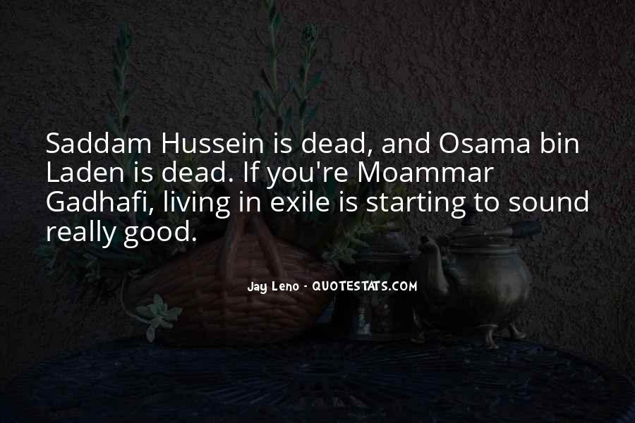 Gadhafi Quotes #729614