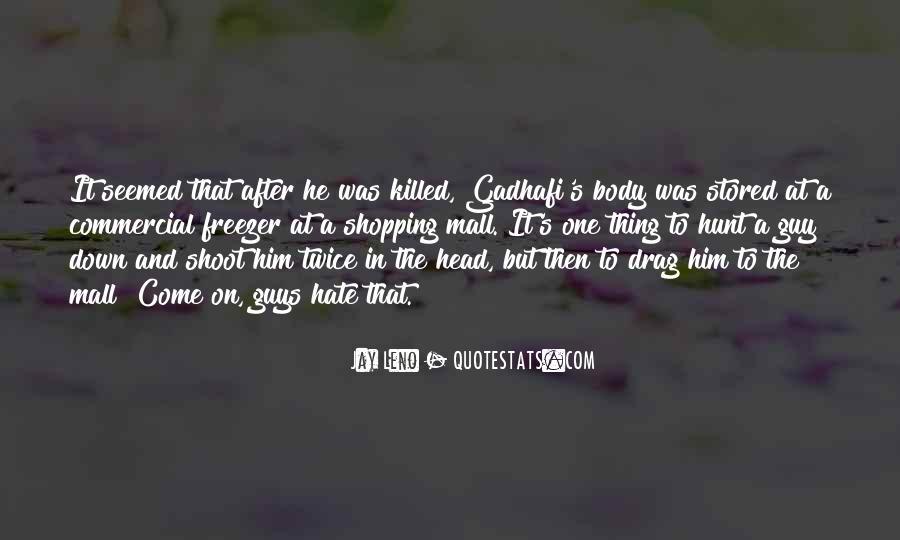Gadhafi Quotes #832076