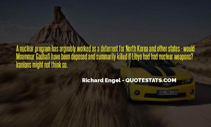 Gadhafi Quotes #965055