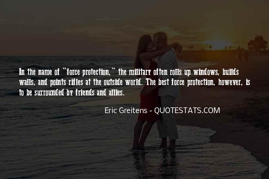 Quotes About Allies #100897