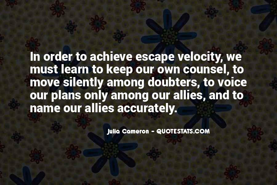 Quotes About Allies #117891