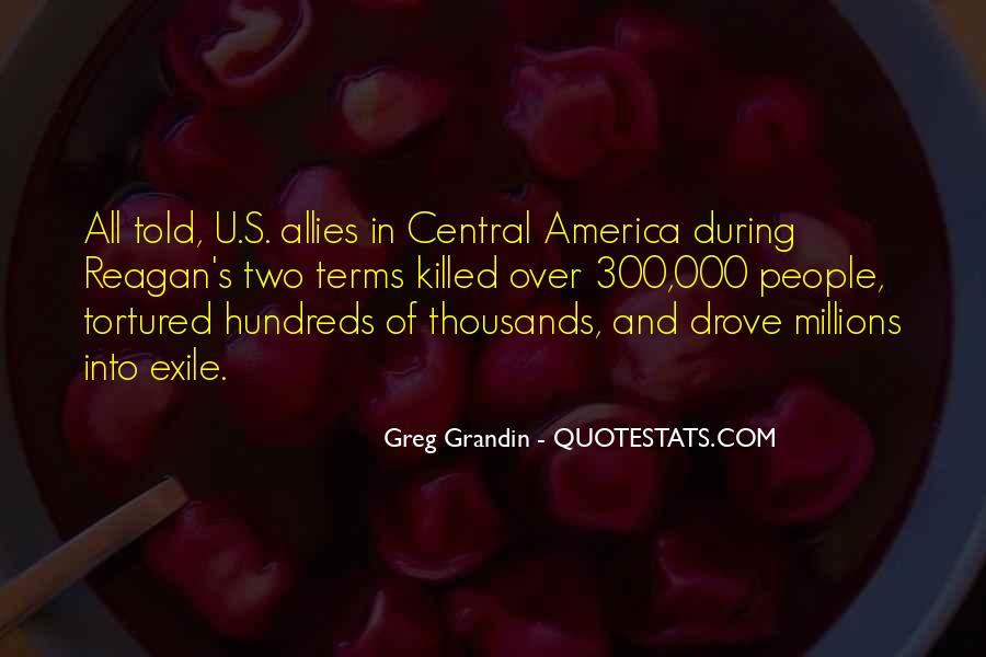 Quotes About Allies #159264