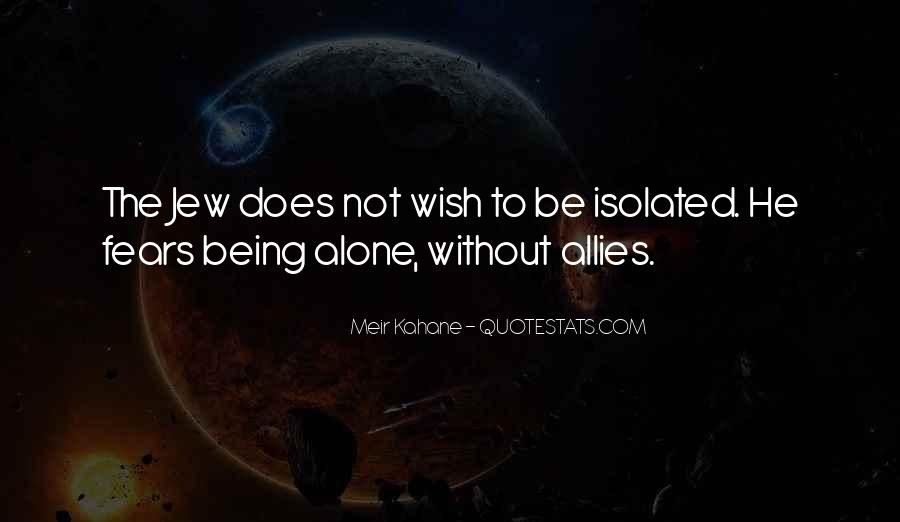 Quotes About Allies #1791