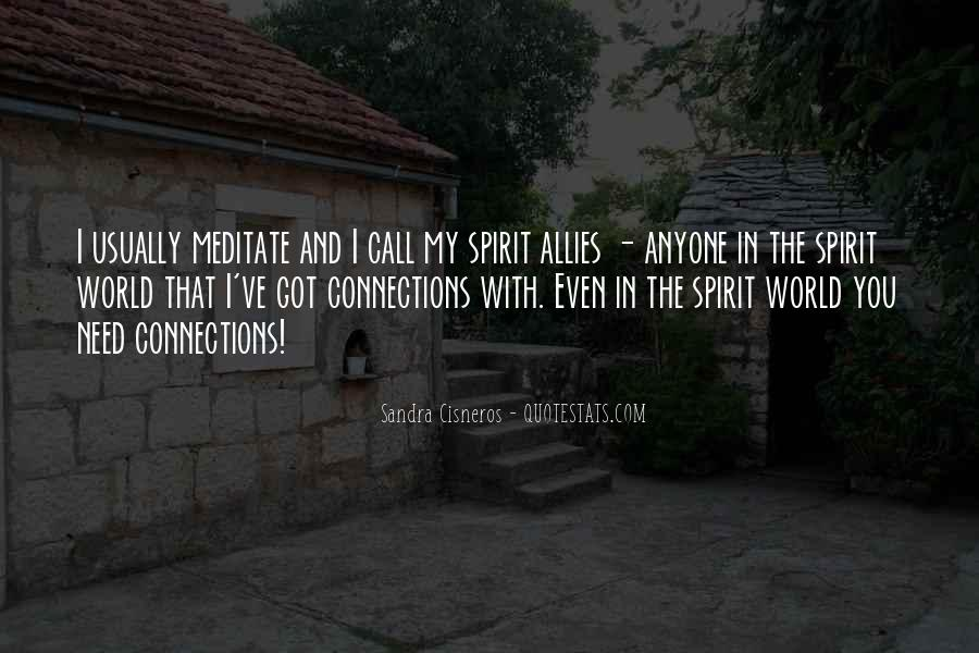 Quotes About Allies #217389