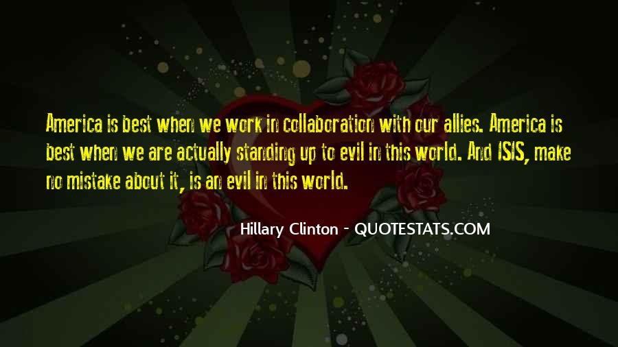 Quotes About Allies #228412