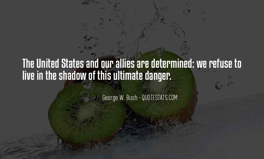 Quotes About Allies #295253