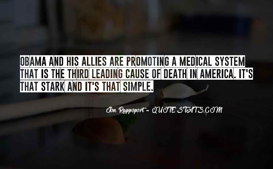 Quotes About Allies #353663