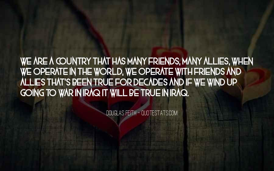 Quotes About Allies #4791