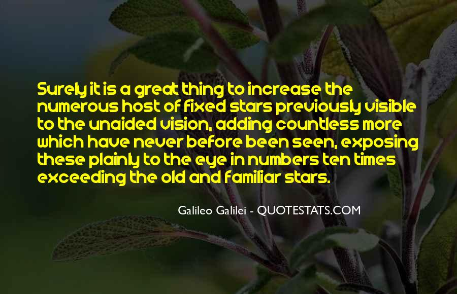 Galileo'a Quotes #1451131