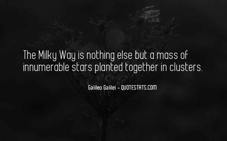 Galileo'a Quotes #1590272