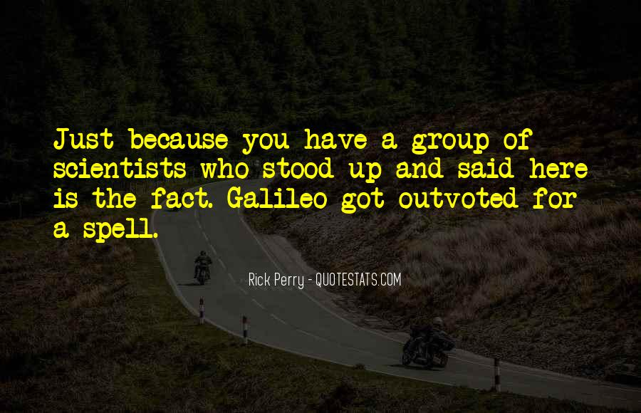 Galileo'a Quotes #1706123