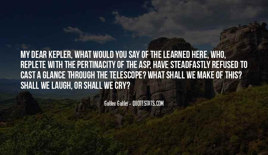 Galileo'a Quotes #1837528
