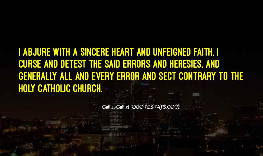 Galileo'a Quotes #1837665