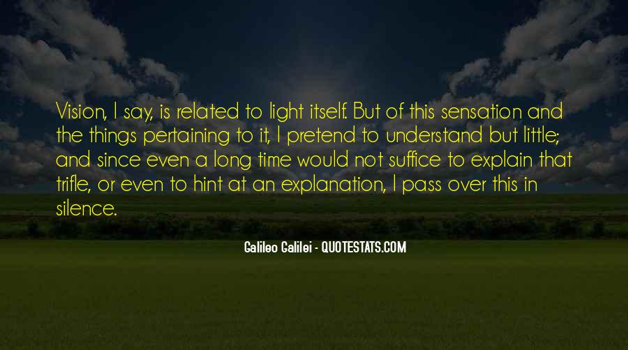 Galileo'a Quotes #308465