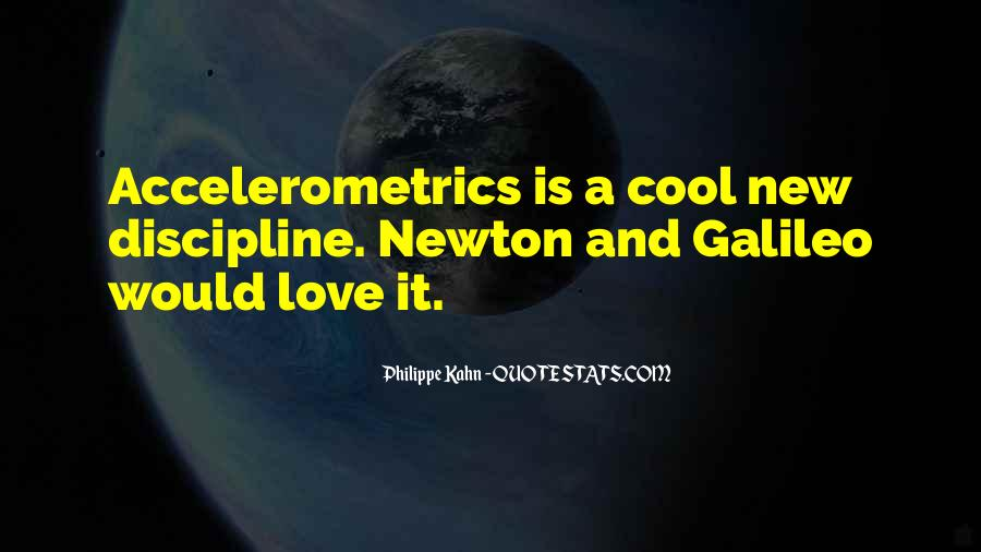 Galileo'a Quotes #665497
