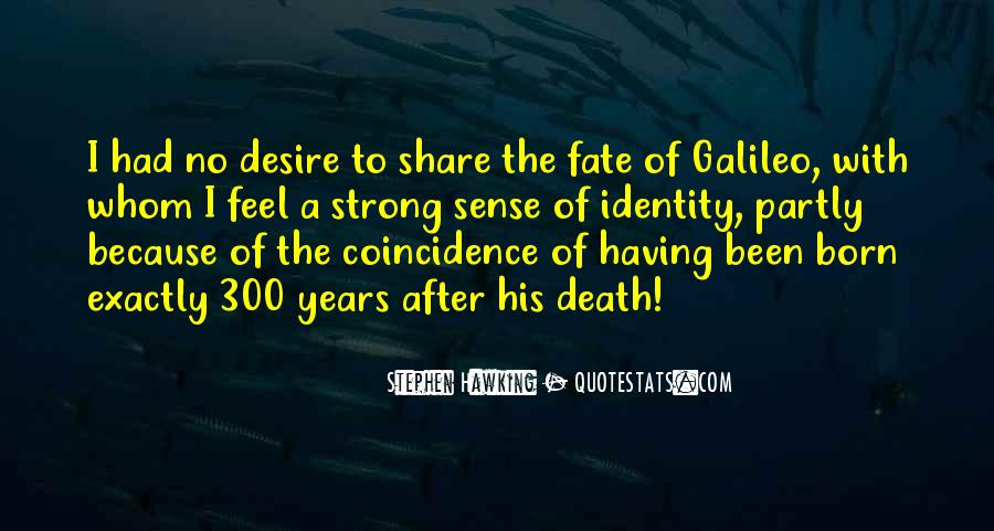 Galileo'a Quotes #724027