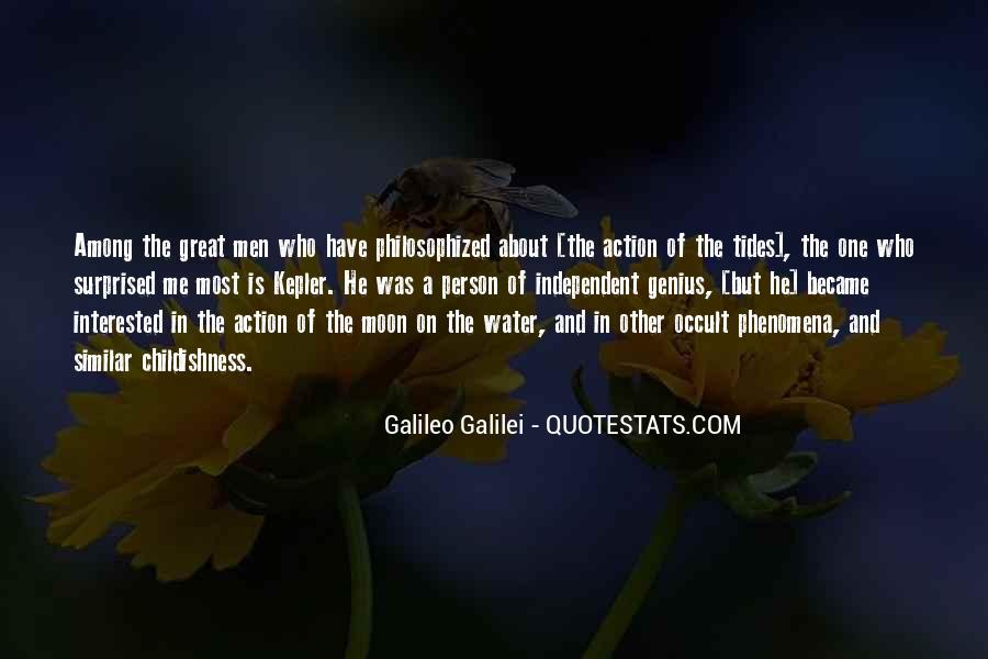 Galileo'a Quotes #855780