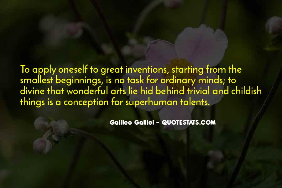 Galileo'a Quotes #893957