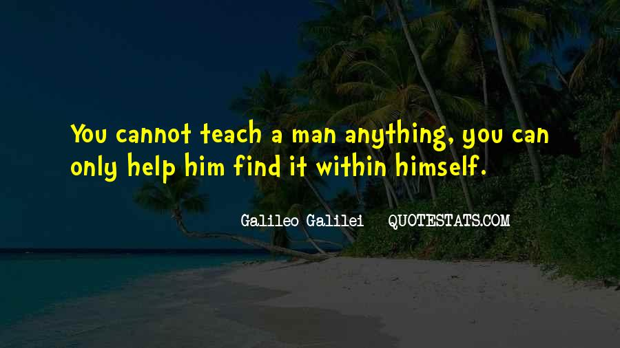 Galileo'a Quotes #983727