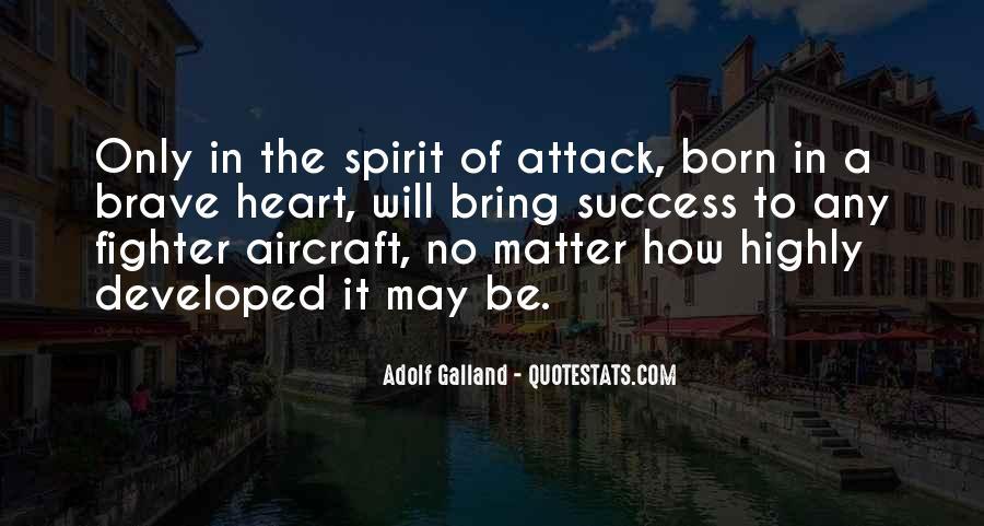 Galland's Quotes #1132106