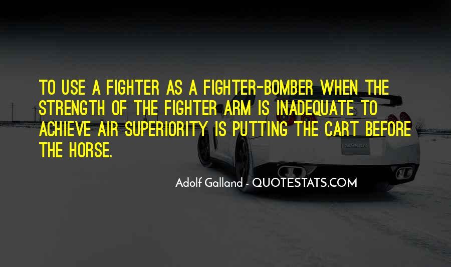 Galland's Quotes #132777