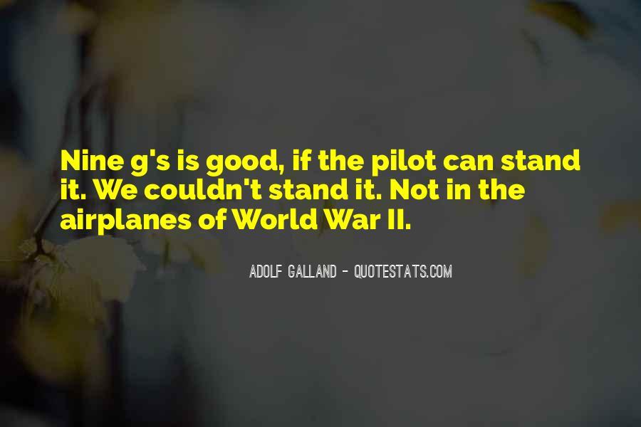 Galland's Quotes #139621