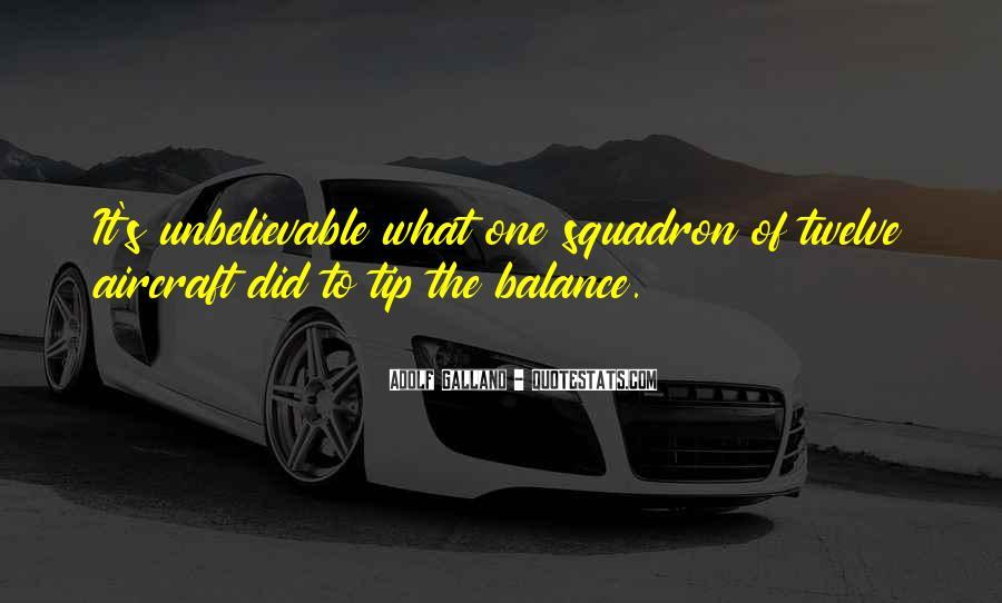 Galland's Quotes #1508035