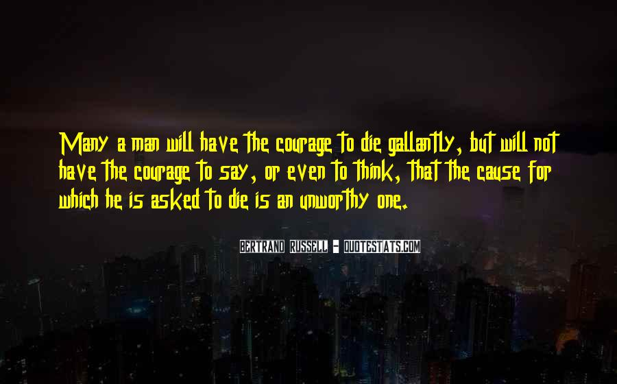 Gallantly Quotes #710076