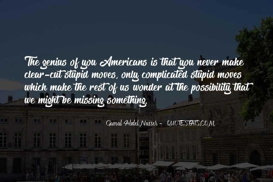 Gamal Quotes #547216