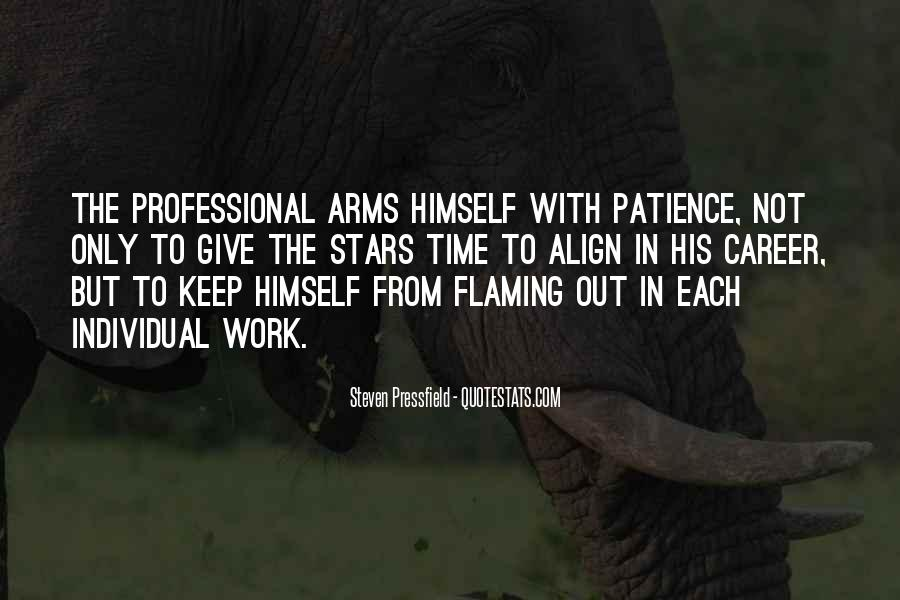 Quotes About Patience In Work #1772401