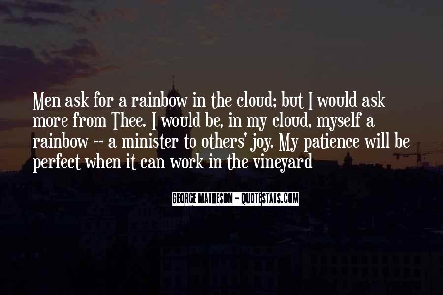Quotes About Patience In Work #1859791