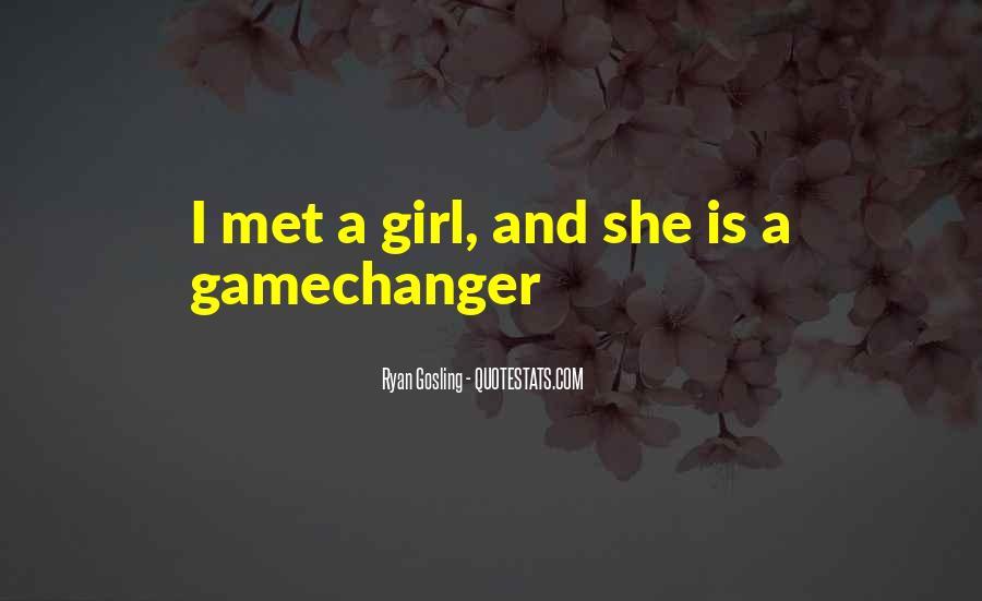 Gamechanger Quotes #818090