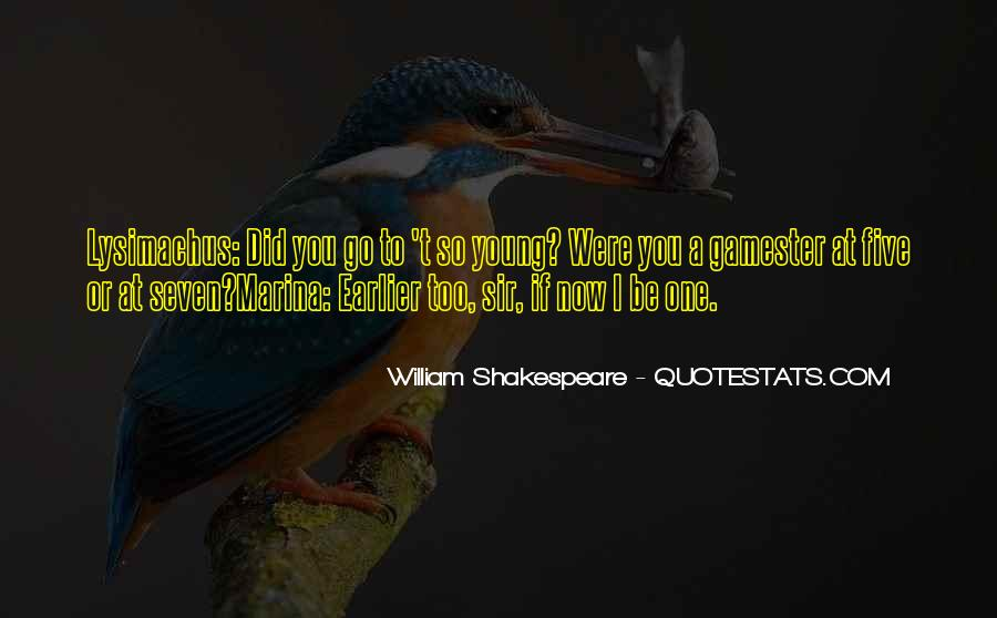 Gamester Quotes #1331867