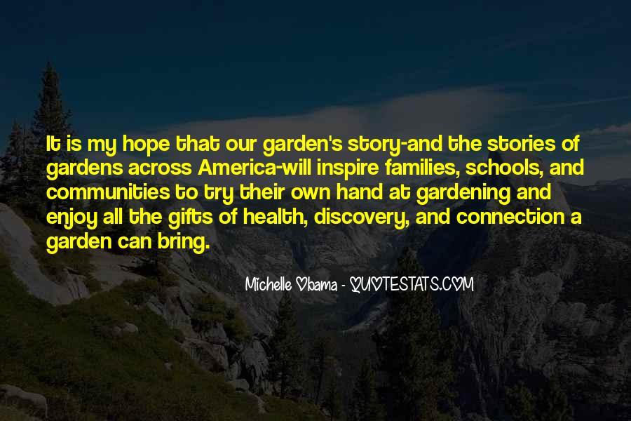 Gardening's Quotes #1317148