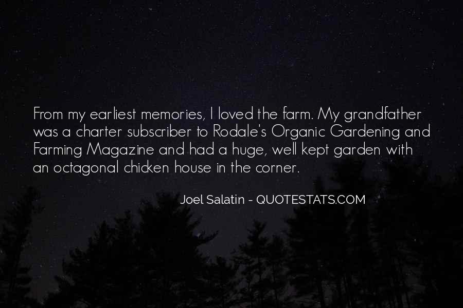 Gardening's Quotes #1368729