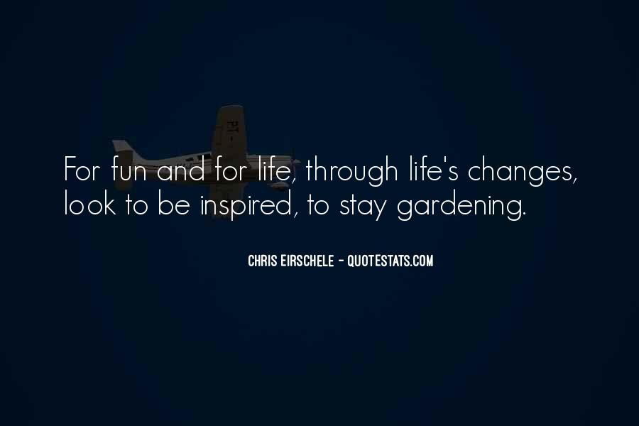 Gardening's Quotes #147575