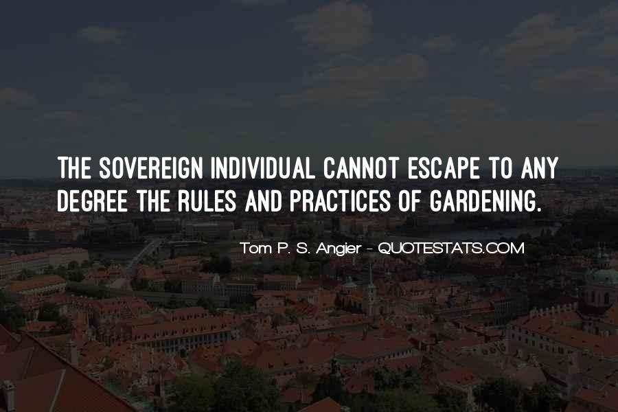 Gardening's Quotes #1490149