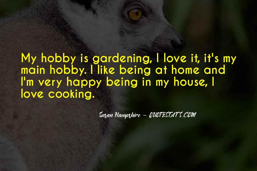 Gardening's Quotes #15222