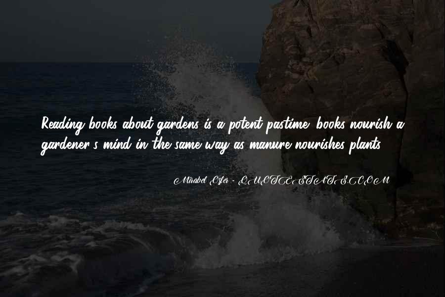 Gardening's Quotes #1625265