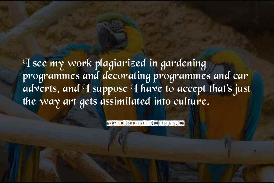 Gardening's Quotes #1649055