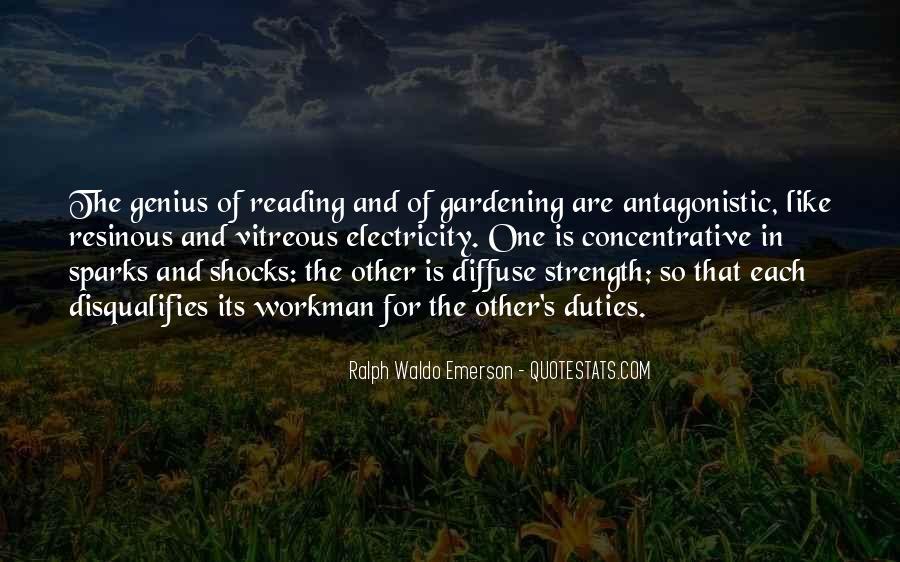 Gardening's Quotes #1654325